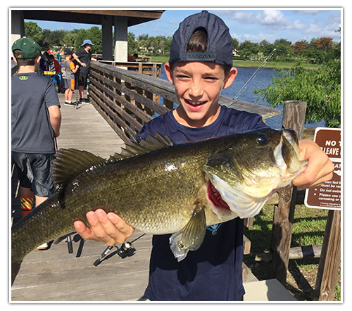 Fishing Camps : :: Building Up Sports Academy